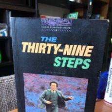 Libros de segunda mano: THE THIRTY-NINE STEPS. JOHN BUCHAN. Lote 222871798