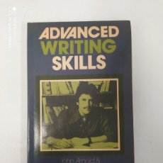 Libros de segunda mano: ADVANCED WRITING SKILLS. Lote 223293517