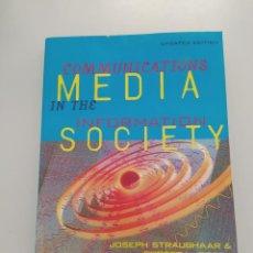 Libros de segunda mano: MEDIA SOCIETY. Lote 223293796