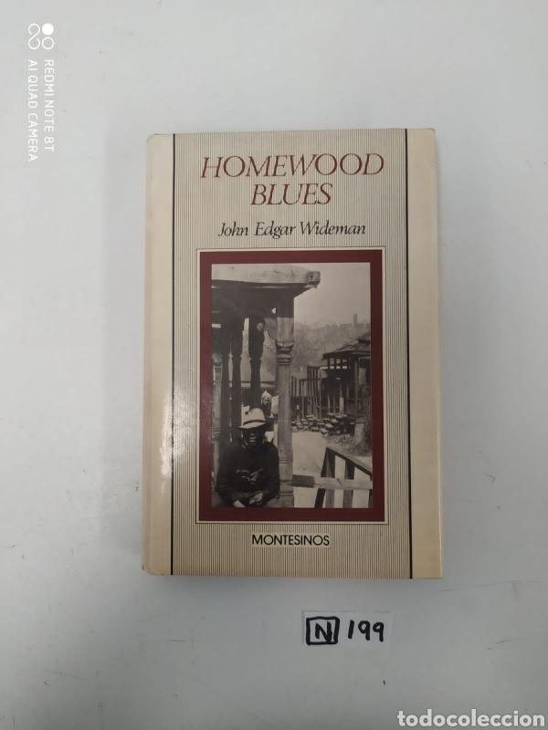 HOMEWOOD BLUES (Libros de Segunda Mano - Otros Idiomas)