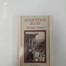 Libros de segunda mano: HOMEWOOD BLUES. Lote 223293875