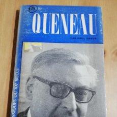 Libros de segunda mano: RAYMOND QUENEAU (PAUL GAYOT). Lote 223527967