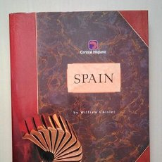 Libros de segunda mano: WILLIAM CHISLETT · SPAIN, BUSINESS AND FINANCE. 1992. Lote 224132987
