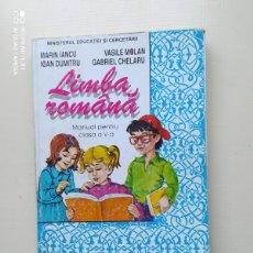 Libros de segunda mano: LIMBA ROMÂNÁ. Lote 224135370