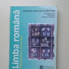 Libros de segunda mano: LIMBA ROMÂNÁ. Lote 224135501