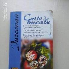 Libros de segunda mano: CARTE DE BUCATE. Lote 224136123