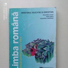 Libros de segunda mano: LIMBA ROMÂNÁ. Lote 224136585