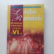 Libros de segunda mano: LIMBA ROMÂNÁ. Lote 224136691