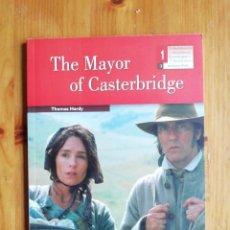 Libros de segunda mano: THE MAYOR OF CASTERBRIDGE. Lote 224170142