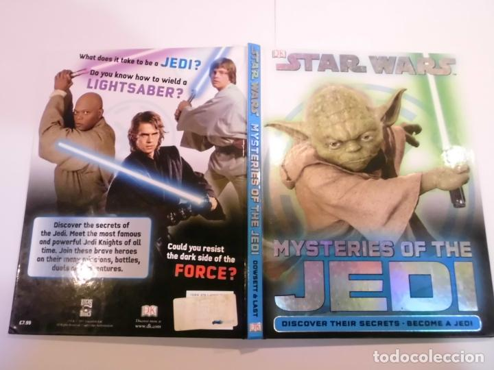Libros de segunda mano: MYSTERIES OF THE JEDI - LIBRO STAR WARS - INGLES - Foto 2 - 224647002