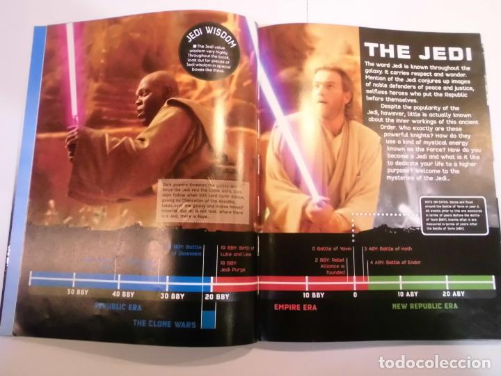 Libros de segunda mano: MYSTERIES OF THE JEDI - LIBRO STAR WARS - INGLES - Foto 3 - 224647002