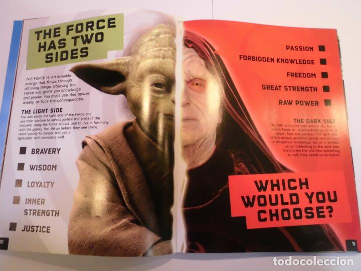 Libros de segunda mano: MYSTERIES OF THE JEDI - LIBRO STAR WARS - INGLES - Foto 4 - 224647002