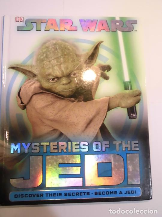 MYSTERIES OF THE JEDI - LIBRO STAR WARS - INGLES (Libros de Segunda Mano - Otros Idiomas)