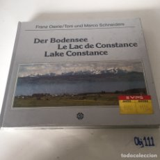 Libros de segunda mano: DER BODENSEE.. Lote 224667206