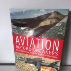 Libros de segunda mano: AVIATION. Lote 224667593