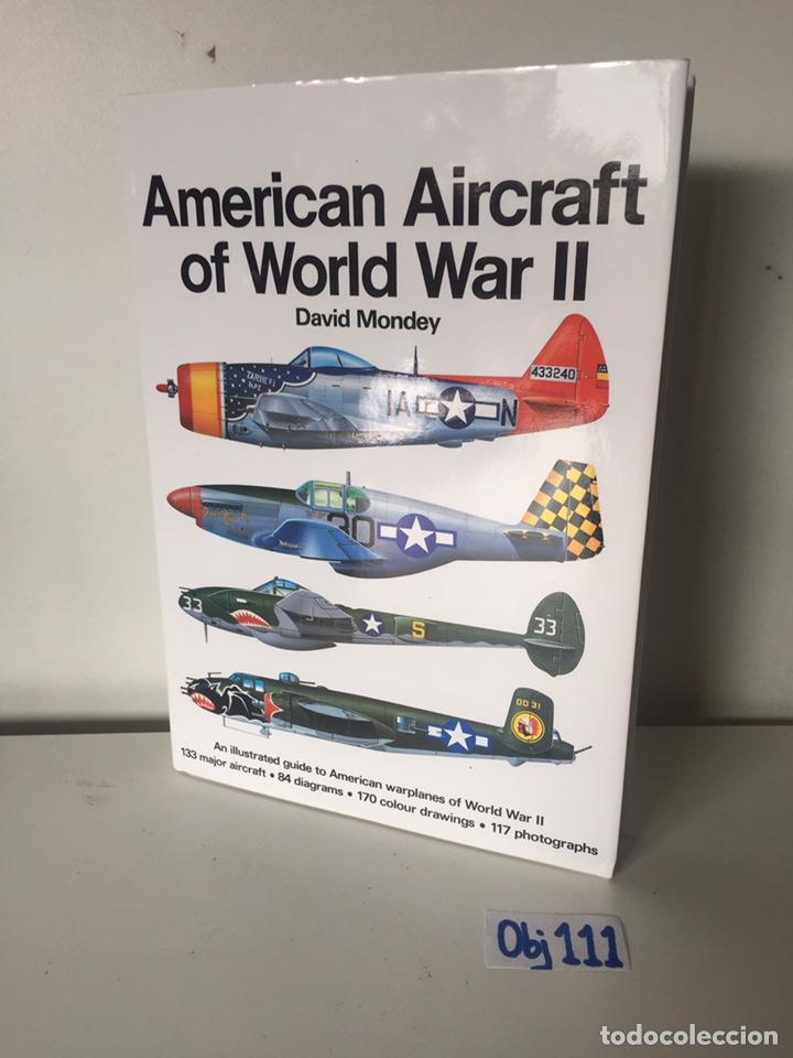 AMERICAN AIRCRAFT: (Libros de Segunda Mano - Otros Idiomas)