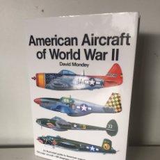 Libros de segunda mano: AMERICAN AIRCRAFT:. Lote 224667638