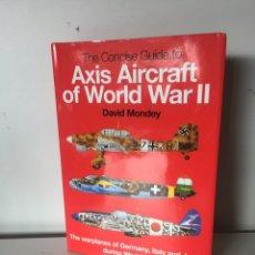Libros de segunda mano: AXIS AIRCRAFT:. Lote 224667693