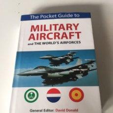 Libros de segunda mano: MILITARY AIRCRAFT:. Lote 224668426