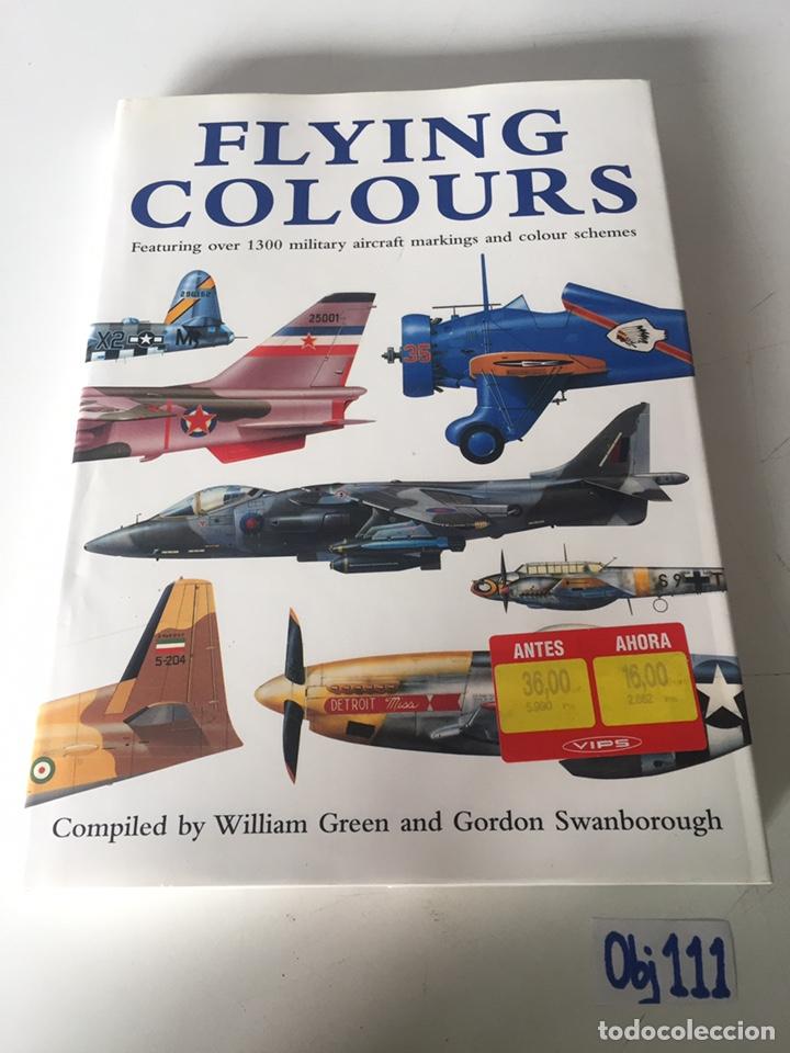 FLIYING COLOURS (Libros de Segunda Mano - Otros Idiomas)