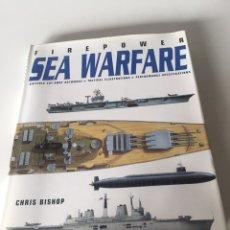 Libros de segunda mano: SEA WARFARE. Lote 224668790