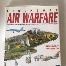 Libros de segunda mano: AIR WARFARE. Lote 224668985