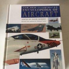 Libros de segunda mano: ENCICLOPEDIA AIRCRAFT. Lote 224669098