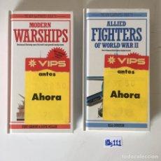 Libros de segunda mano: LOTE DE LIBROS AIRCRAFT. Lote 224669177