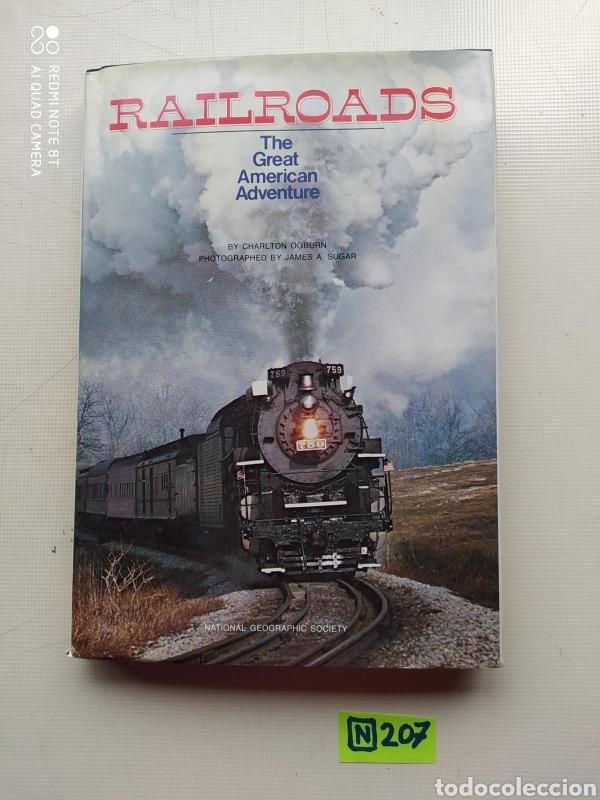 RAILROADS (Libros de Segunda Mano - Otros Idiomas)