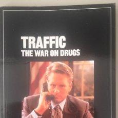 Libros de segunda mano: TRAFFIC: THE WAR ON DRUGS. ED. SPEAK UP. Lote 224994615