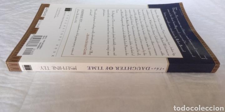 Libros de segunda mano: The daughter of time. Josephine Tey. Introduction by Robert Barnard. A touchstone book. Libro - Foto 8 - 225157300