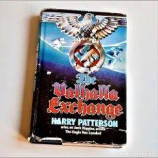 Livres d'occasion: 1977 LIBRO THE VALHALLA EXCHANGE - 14 X 21.CM. Lote 225246100