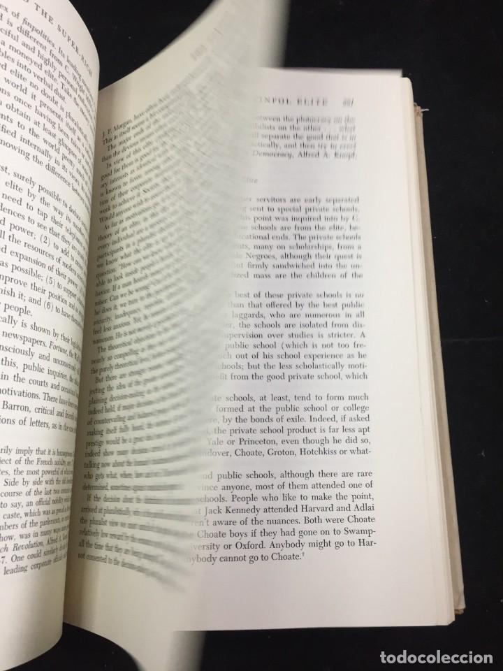 Libros de segunda mano: THE RICH AND THE SUPER-RICH A STUDY IN THE POWER OF MONEY TODAY Ferdinand Lundberg. 1968 - Foto 5 - 225319210