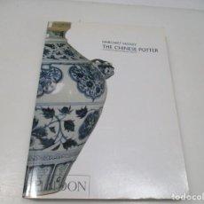 Libros de segunda mano: MARGARET MEDLEY THE CHINESE POTTER Q4042A. Lote 226811965