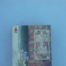 Libros de segunda mano: OF HUMAN BONDAGE (W SOMERSET MAUGHAM). Lote 227665625