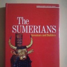 Libros de segunda mano: THE SUMERIANS. INVENTORS AND BUILDERS. ELIZABETH LANSING. CASSELL. LONDON. 1974.. Lote 227774410