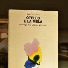 Libros de segunda mano: VALENTINA D' URSO- OTELLO E LA MELA- ED. LA NUOVA ITALIA SCIENTIFICA. Lote 229369890