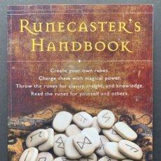 Libros de segunda mano: RUNECASTER'S HANDBOOK (CULTURA CELTA, RUNAS). Lote 230041355