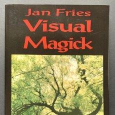 Libros de segunda mano: VISUAL MAGICK (CULTURA CELTA). Lote 230041450