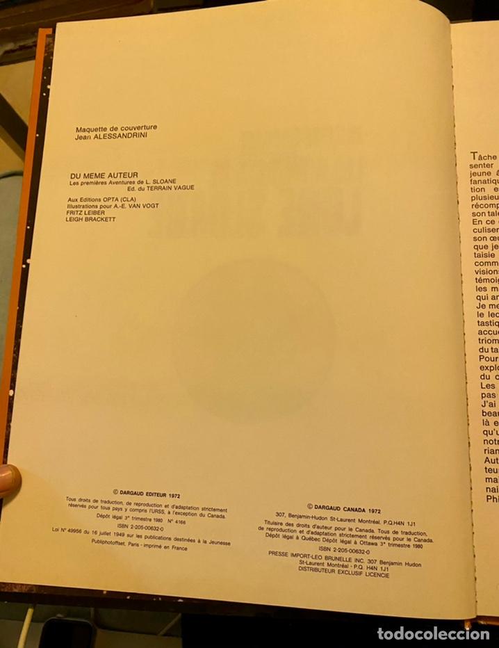 """Libros de segunda mano: Philippe Bruillet """"Les 6 voyages de Lone Sloane"""" 1972 - Foto 8 - 230268765"""