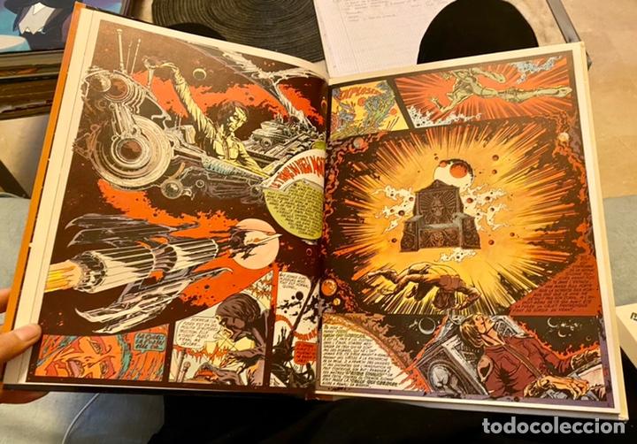 """Libros de segunda mano: Philippe Bruillet """"Les 6 voyages de Lone Sloane"""" 1972 - Foto 10 - 230268765"""