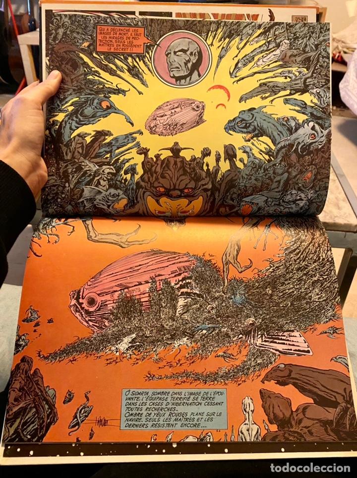 """Libros de segunda mano: Philippe Bruillet """"Les 6 voyages de Lone Sloane"""" 1972 - Foto 12 - 230268765"""