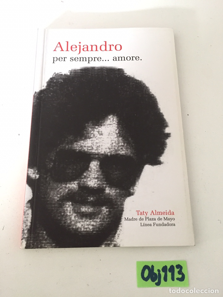 ALEJANDRO PER SEMPRE AMORE (Libros de Segunda Mano - Otros Idiomas)