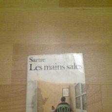 Libros de segunda mano: LOTE 11 LIBROS FRANCÉS «FOLIO». Lote 230581025