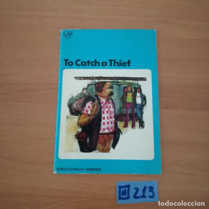 TO CATCH A THIEF (Libros de Segunda Mano - Otros Idiomas)