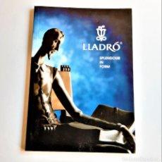 Libri di seconda mano: 1995 LIBRO LLADRO SPLENDOUR IN FORM CATALOGO O GUIA - 15 X 21.CM. Lote 233455555