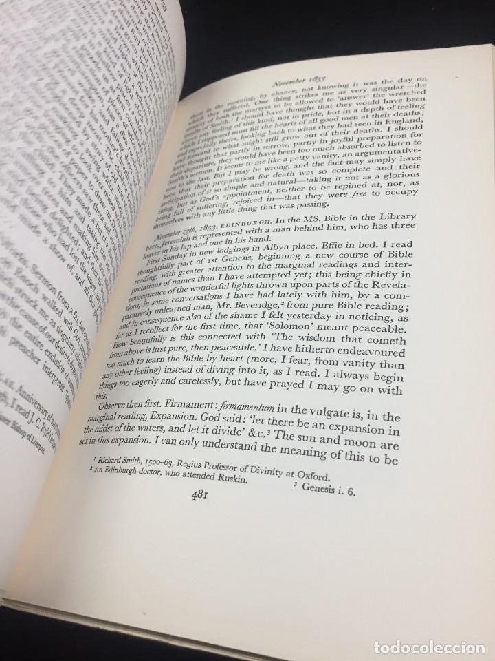 Libros de segunda mano: The Diaries of John Ruskin, Volume II: 1848-1873 Oxford at the Clarendon Press, 1958 - Foto 7 - 233900100