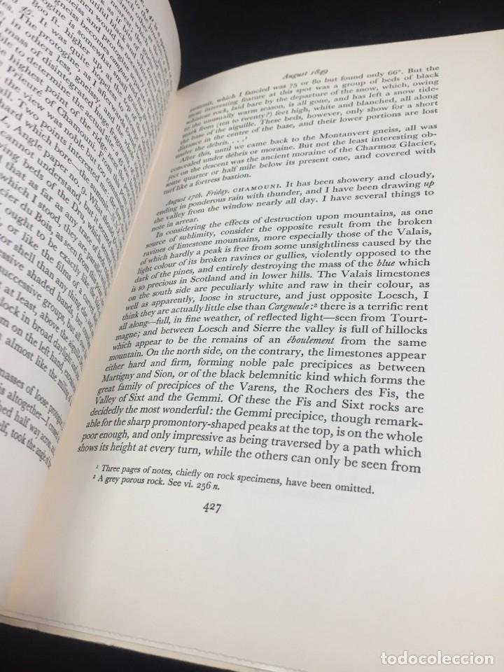 Libros de segunda mano: The Diaries of John Ruskin, Volume II: 1848-1873 Oxford at the Clarendon Press, 1958 - Foto 9 - 233900100