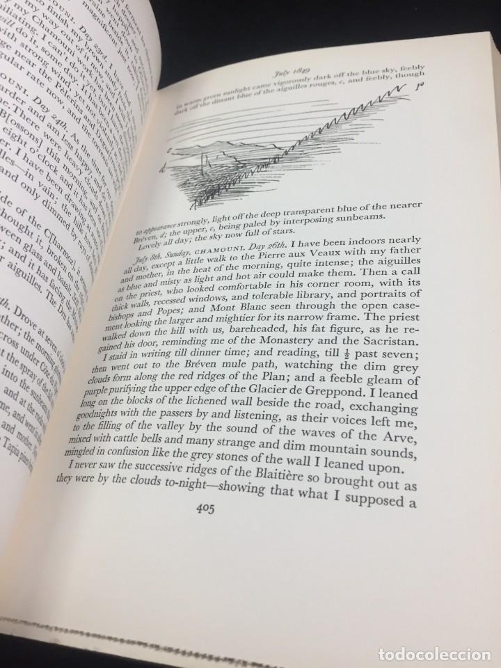 Libros de segunda mano: The Diaries of John Ruskin, Volume II: 1848-1873 Oxford at the Clarendon Press, 1958 - Foto 11 - 233900100