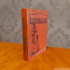 Libros de segunda mano: LIBRO ILUSTRADO EN FRANCÉS UNE PRINCESSE EN SERVITUDE ATAR GENEVE L. HAUTESOURCE. Lote 234679585